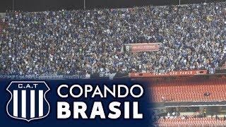 Torcida Do Talleres Invade O Brasil E Festeja Classificação Histórica! 13.02.19