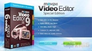 Movavi Video Editor Урок №6 размытие,замедление и стабилизация видео
