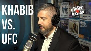 Khabib Threatens UFC Over UFC 229 Brawl | SiriusXM | Luke Thomas