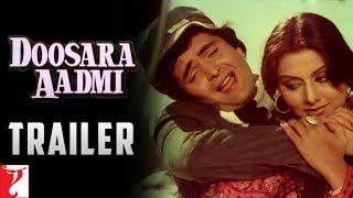 Doosra Aadmi  Trailer  Rishi Kapoor  Neetu Singh  Rakhee