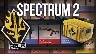 SPECTRUM 2 CASE UNBOXING (NEW CS:GO CASE)