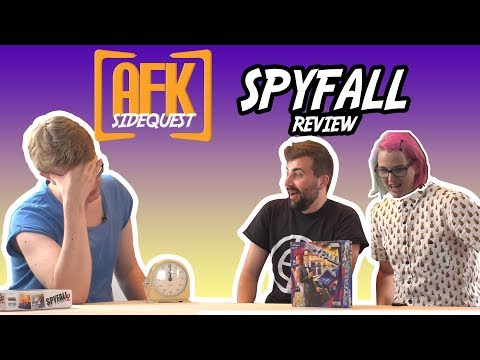 AFK Sidequest: Spyfall + Spyfall 2 Review