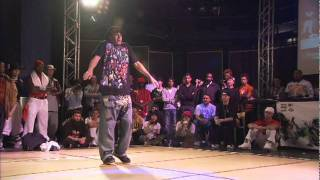 Popping UK B-BOY 2007 (Salah - K-Moon)
