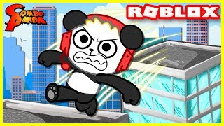 Roblox Parkour Let's Play with Combo Panda