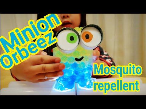 DIY #Orbeez ideas | #Minion #Mosquito Repellent