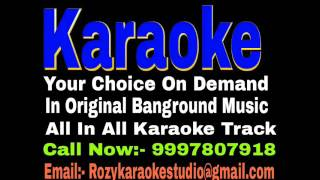 Rishta Tera Mera Sabse Hai Aala Karaoke   - YouTube