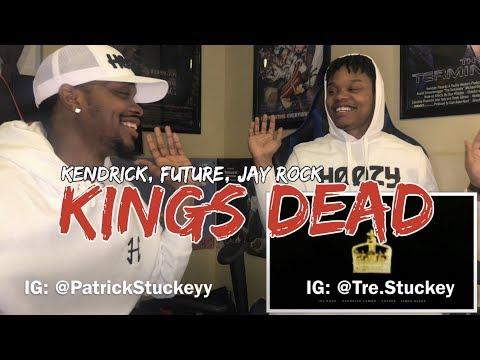 Jay Rock, Kendrick Lamar, Future, James Blake - King's Dead (Pseudo Video) - REACTION mp3