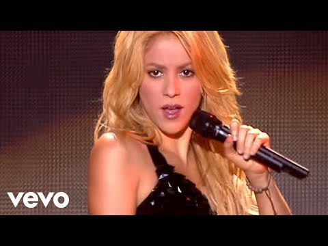 Download Shakira - Loca (Live From Paris) Mp4 HD Video and MP3