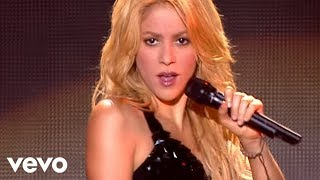 Gambar cover Shakira - Loca (Live From Paris)