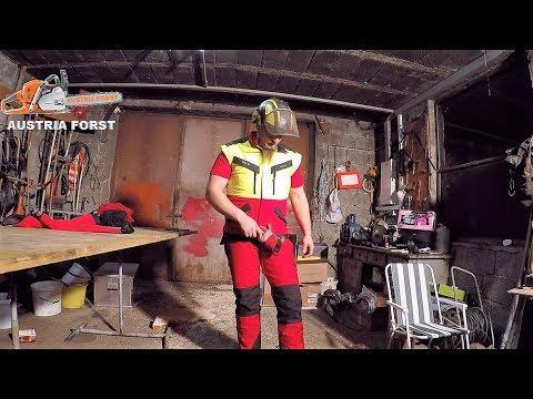 Vorstellung meiner Schutzausrüstung    Austria Forst Talk