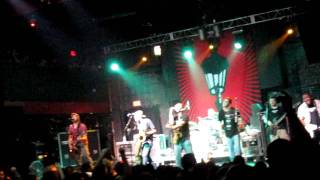 What a Wicked Gang Are We by StreetLight Manifesto Live at Culture Room 2011