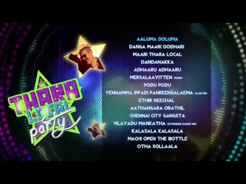Best Party Hit Songs | Tamil | Jukebox