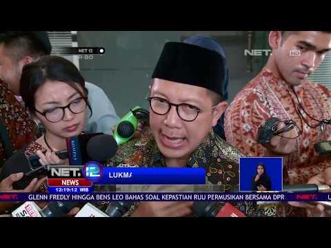Tanggapan Lukman Hakim Saifuddin Terhadap Puisi Sukmawati  -NET12