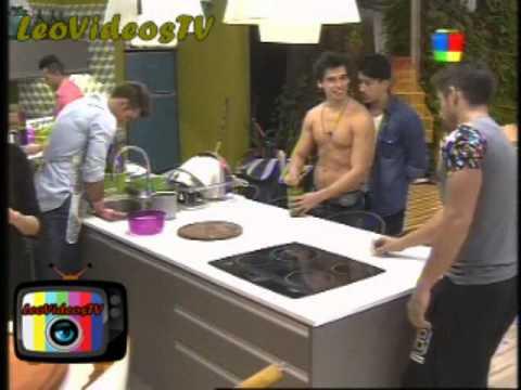 Francisco y Matias gritos y bailecitos GH 2015 #GH2015 #GranHermano