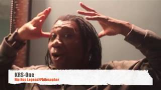 KRS-One reacts to Black Panther Prt 1  The Good