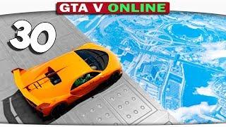ч.30 Один день из жизни в GTA 5 Online - ИСПЫТАНИЕ ЦАРЬ ГОРЫ!!