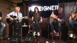 Foreigner Acoustic Fool For You Anyway Port Chester NY 2/22/14