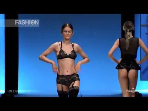 Salon International de la Lingerie - Fashion Show Paris Fall 2017 part 2 by FC