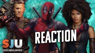 New Deadpool 2 Teaser Trailer Hits! - SJU