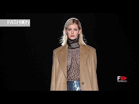 MARCO DE VINCENZO Fall 2019 Milan - Fashion Channel