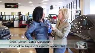 Car Buying for Women with Shelly Lipton of Scottsdale Airpark Chrysler