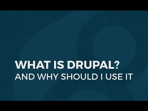 What is Drupal and Why Should I Use It? - YouTube