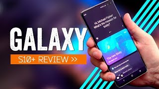 Samsung Galaxy S10+ Review: High, Wide & Handsome