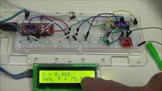 i2c lcd arduino mega 2560 - मुफ्त ऑनलाइन वीडियो
