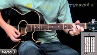 Donavon Frankenreiter - Free (Aula de violão) - TV Pega Cifras