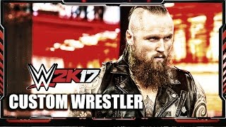 WWE 2K17 Creations: Aleister Black (Xbox One)