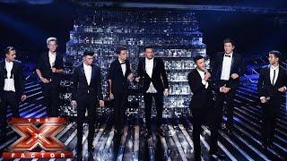 Stereo Kicks sing Bobby Darin's Mack The Knife | Live Week 6 | The X Factor UK 2014