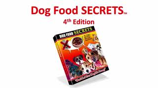 The Dirty Secrets They Don't Want You to Know About Dog Food