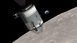 Há 50 anos a primeira viagem dos astronautas em torno da Lua