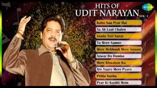 Hits Of Udit Narayan - Playback Singer - Best Bollywood Songs - Top 10 Hits - Vol 1