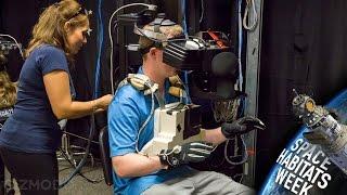 NASA's Virtual Reality Laboratory