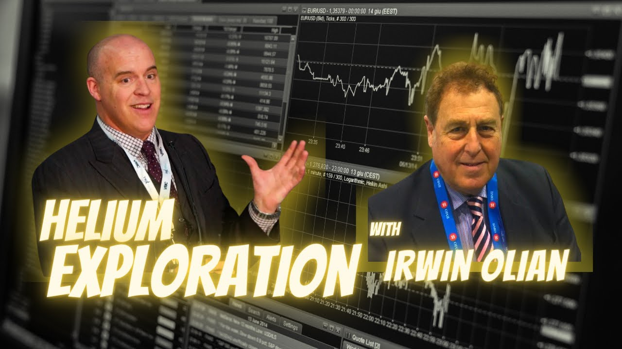 In (remote) Conversation: Irwin from DME on Helium Exploration
