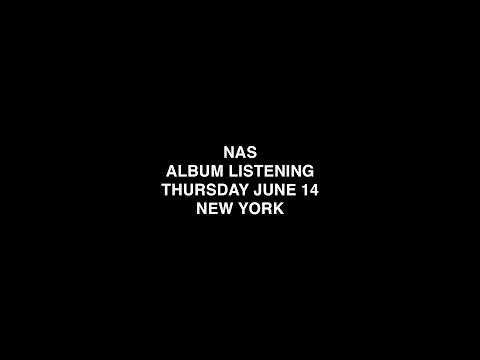New Video: Nas - Nasir Listening session