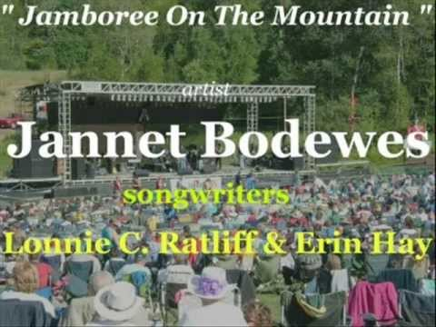 Jannet Bodewes - Jamboree On The Mountain