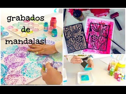 Haz tus propios Grabados! Dani Hoyos Art
