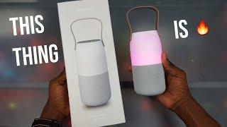 Samsung Bottle Design Speaker | Unboxing & First Look