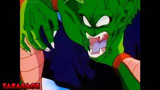 Goku Enters The Belly Of The Green Giant (Goku Vs Piccolo JR)