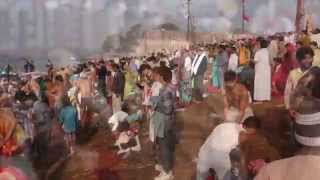 preview picture of video 'Kumbh Fair Allahabad 2013'