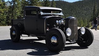 1931 Ford Model A Hot Rod Pickup Truck Build Project