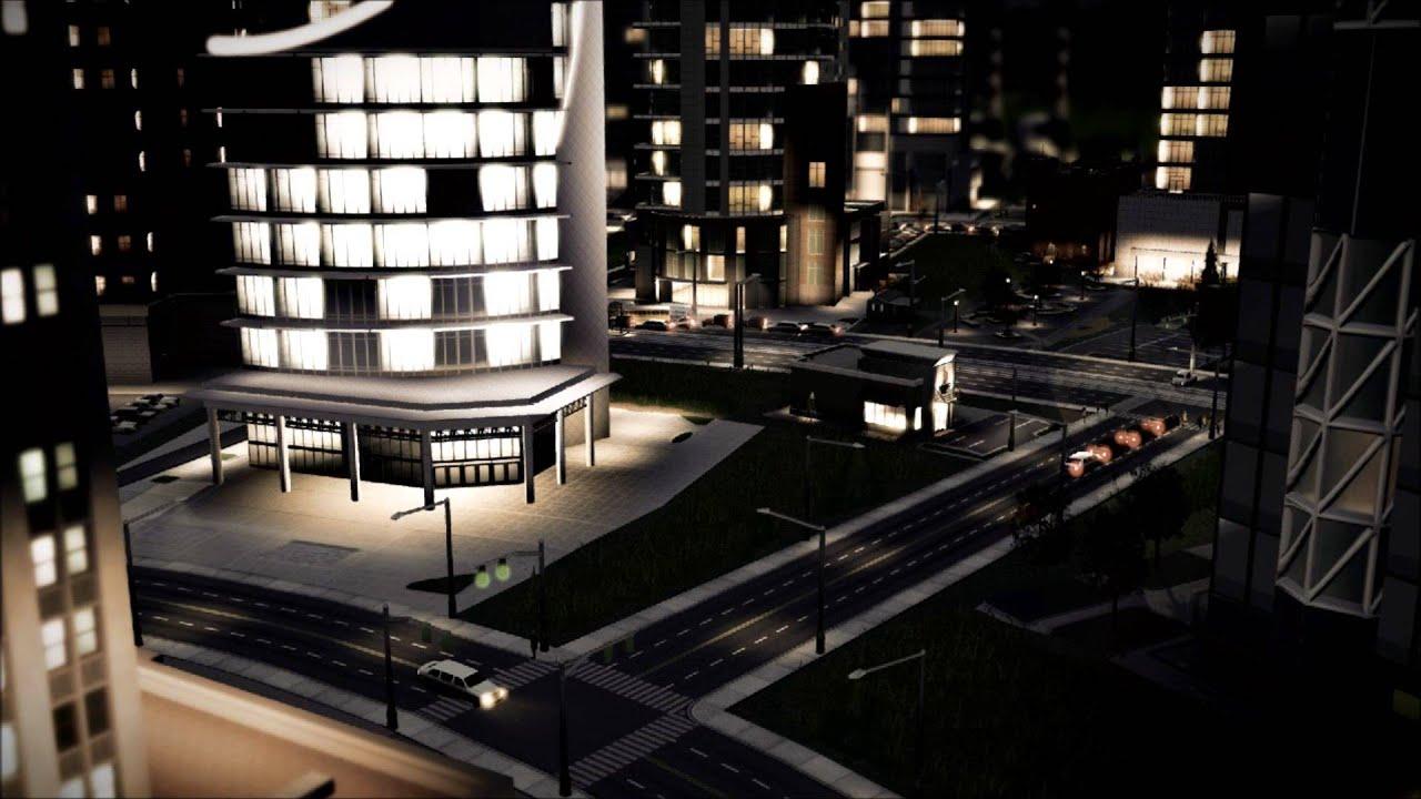 If SimCity Were A Noir Film