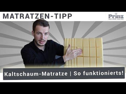 Kaltschaum - Ist eine Kaltschaummatratze für mich geeignet?