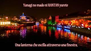 "Video thumbnail of ""China Nights [JAP SUB ITA + ENG] LYRICS on SCREEN"""