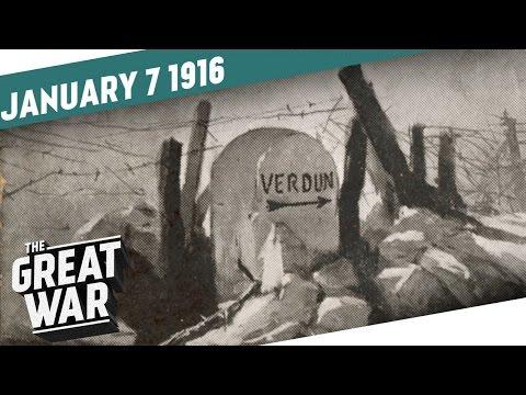 Cesta k Verdunu a Sommě - Velká válka
