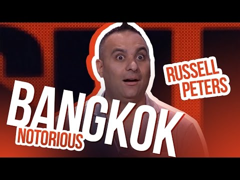 Russell Peters: Bangkok
