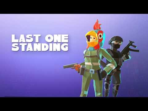 Vídeo do Battle Royale: FPS Shooter