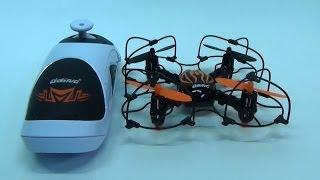 Квадрокоптер UDI U830 с нестандартной аппаратурой